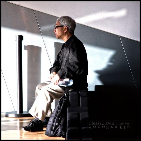 El arquitecto Kaoru Mende