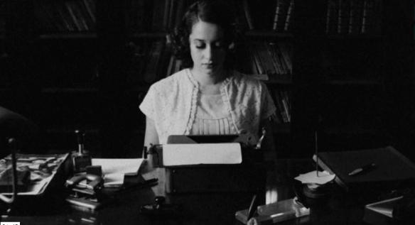Fotografía de la primera escena de Alma, sobre la historia de una cámara Leica III, por Vella para Sentimental Films.