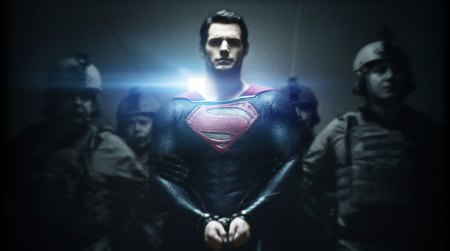 Imagen de la película El Hombre de Acero (2013)