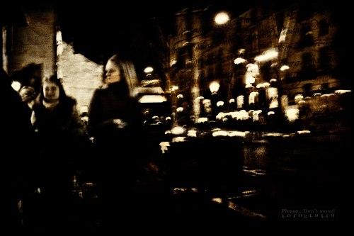 Primera foto de la serie Barcelona Fosca
