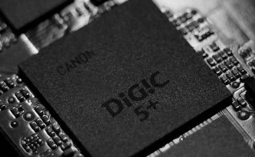 Digic5+