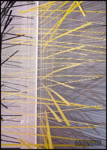 Autor Jesús Soto 1966. Colección privada.