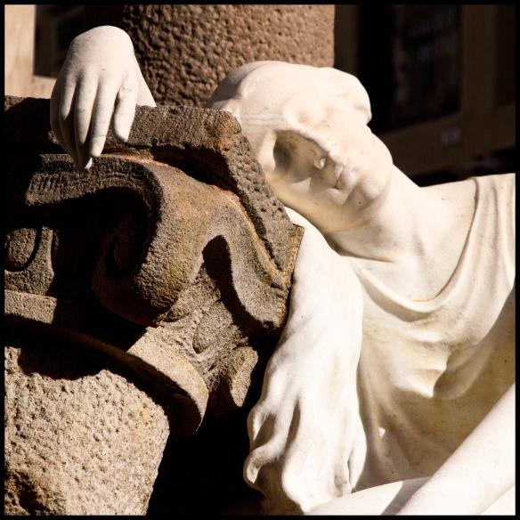 Cementeri de Sant Gervasi. Barcelona.