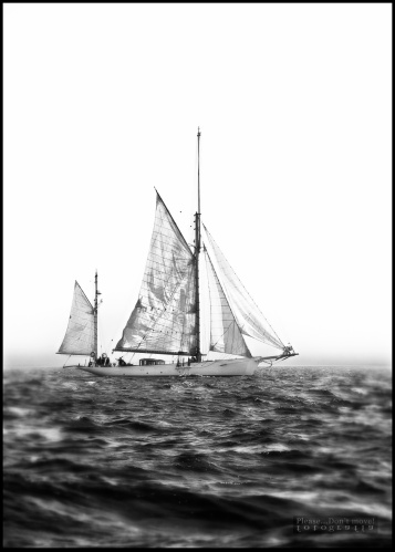 Sail photography