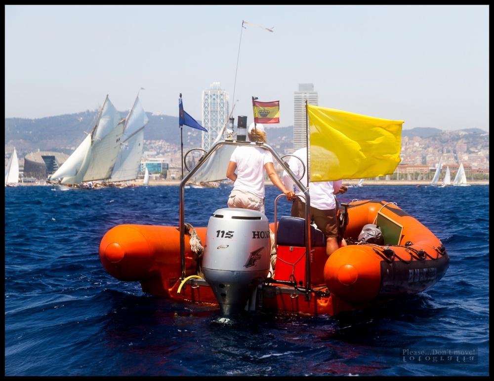 Sail photography